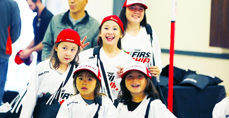 Rejoignez la Famille de Première Présence Canadian Tire